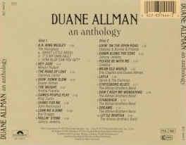 duane allman anthology