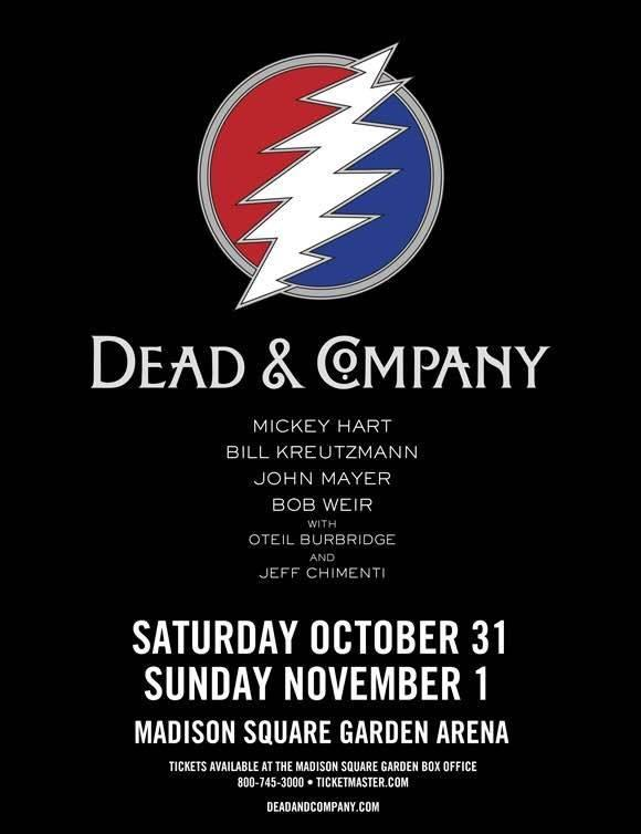 Dead Company 11 01 2015